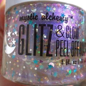 Mystic Alchemy Glitz & Glow Peel Off Glitter Mask